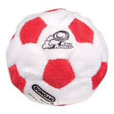 Duncan RoadRunner Footbag - White and Red Hacky Sack - NEW