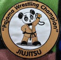 "Jiujitsu Advanced Cuddling Expert Patch for BJJ MMA Taekwondo Judo 6"""