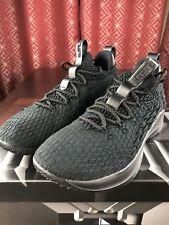 Size 13 Nike Lebron James XV 15 Low LMTD Black / Black / Thunder Grey