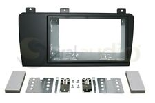 Radio Stereo Mounting Installation Dash Kit Standard 2DIN SATIN BLACK KT-VO011B