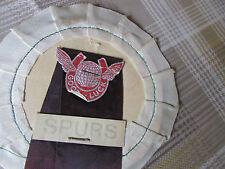 Original SPURS / Tottenham Good Luck Centre 1960's FOOTBALL Rosette