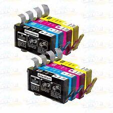 8Pk 902XL High Yield Ink For HP902XL OfficeJet 6968 6978 6970 6975 6951 6954