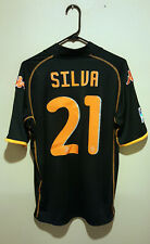 Authentic DAVID SILVA Jersey - Valencia CF Away Kit 09/10 - [M]