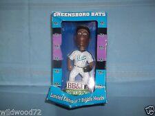 Cristian Guzman Greensboro Bats 2003 ltd edition Bobble Head bobblehead