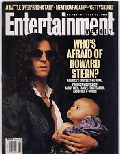 HOWARD STERN   ENTERTAINMENT WEEKLY OCT 15 1993