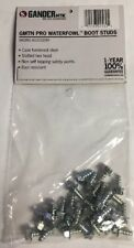 60 BOOT STUDS / CLEATS - GANDER MOUNTAIN WATERFOWL FISHING WADING-SHIPS N 24 HRS