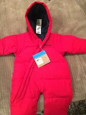 Columbia Down Baby Bunting Snowsuit 6 months