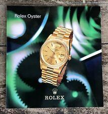 ROLEX 1998 catalogo LIBRO SPAGNOLO Submariner Daytona Zenith 16520 16523 16528
