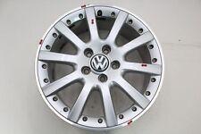 VW Golf 5 1K Alufelge Grand Prix Einzelfelge 17 Zoll Felge 1K0601025K