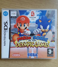 Mario & Sonic At The Olympic Games Nintendo DS DSi 2DS 3DS Game - Boxed complete