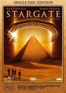 Stargate (DVD, 2005) brand-new sealed fast safe shipping