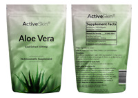 Aloe Vera - pure leaf extract powder - 250g - Active Skin