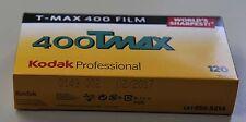 Kodak T-Max 400 120 (Rollfilm) /5er Pack - NEU - Ablauf 05-2019