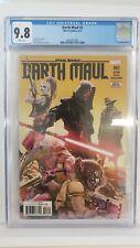 Darth Maul #3 CGC 9.8 1st Cover Appearance of Cad Bane 2017 Marvel Comics HOT