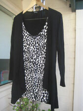 Evening, Occasion Animal Print 3/4 Sleeve Machine Washable Tops & Blouses for Women