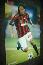 H886 Ronaldinho Brazil Flamengo Geeat Football Soccer Player Poster Art Decor