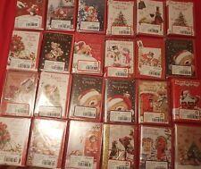 Venta al mayoreo: tarjeta de Navidad Packs-hijo, hermano, abuelo, tío, tía, primo, leyes en