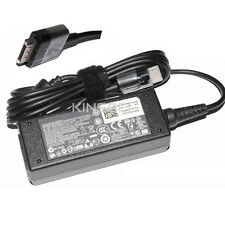 Genuine Latitude 10 ST, ST2 ST2e Tablet Charger for DELL 19V AC Adapter D28MD