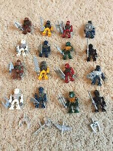 Lego Bionicle Minifigure Joblot Bundle