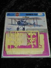 Airfix Model Aircraft Kit 1/72 Sopwith Pup WWI Fighter Unmade in Type 4 Blister