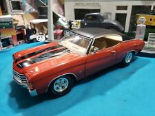 1972 Chevrolet Chevelle SS454 1:18, Maisto Special Edition. BEAUTIFUL NICE CAR