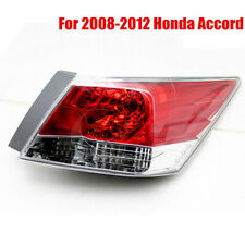 For 2008-2012 Honda Accord 4Door Sedan Tail Lamp Brake Light Right Driver Side