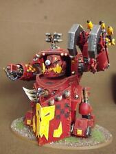 Warhammer 40K KPW painted Orks Morkanaut