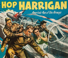 HOP HARRIGAN, 15 CHAPTER SERIAL, 1946