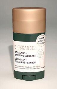 Biossance Squalane + Bamboo Deodorant  1.7oz