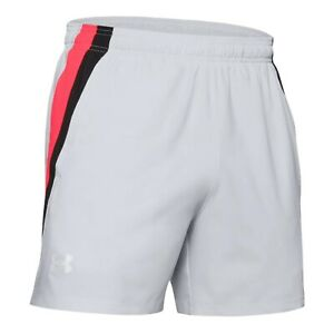 Under Armour Mens Launch SW Moisture Wicking Breathable Stretch 5'' Shorts  Lar