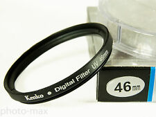 Kenko 46mm UV Digital Filter Lens Protector for 46mm filter thread lens UK Stock