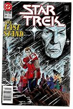 Star Trek, The Last Stand, DC Comics Inc. Star Trek #21 Jul 91