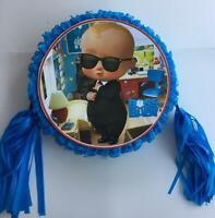 Pinata Boss B**..Party Game , Party Decoration FREE SHIPPING