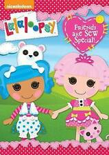 Lalaloopsy; Friends Are Sew Special (DVD, 2014, Nickelodeon) Free Shipping!