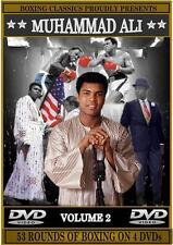 Muhammad Ali Boxeo DVD Colección de carrera (Vol.2)