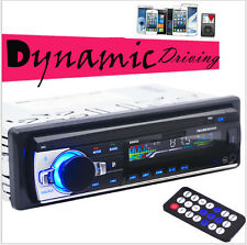 NEW Boss 12V Single Din USB/SD AUX Radio Car Stereo Receiver Audio Bluetooth A