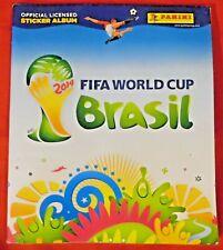 Sammelbilderalbum , Panini , Fifa World Cup Brasil 2014 , mit 582 Bilder , 2014