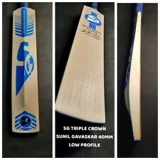 SG Triple Crown Grade 1 English Willow Cricket Bat Amazing Profile & Pings 2.9