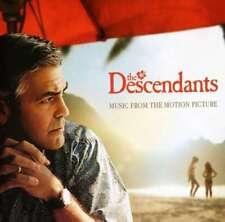 The Descendants O.S.T. Original Soundtrack - Colonna Sonora Originale CD