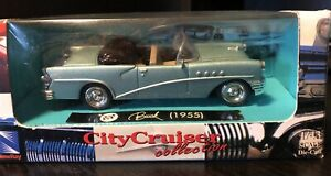 1955 Buick Convertible City Cruisers Collection by NewRay 1:43 in Original Box