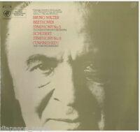 Beethoven : Symphonie (Symphonie) N.5 - Schubert N.8 / Bruno Walter- LP