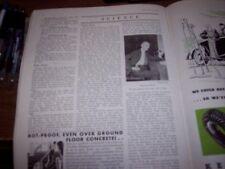 MAGAZINE TIME  NiKOLA TESLA  RAY  ARTICLE 1934