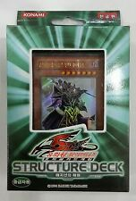 "Yu-Gi-Oh ""Spellcasters Command"" Structure Deck / Korean"