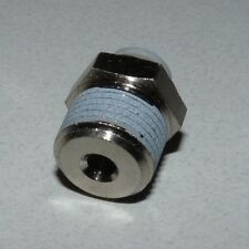 """NEW FESTO PUSH-TO-CONNECT TUBE FITTING MALE ADAPTER 1/4"""" PUSH-IN X 3/8"""" MALE NPT"""