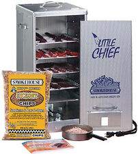 Smokehouse Products Little Chief Smoker Front Load Model # 9900