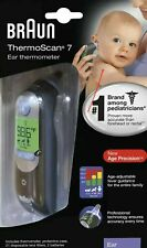 Brand new in box Braun Thermoscan 7 Digital Ear Thermometer