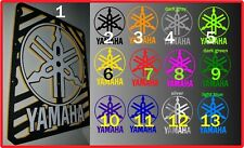 YAMAHA BANSHEE GRILL .. yellow pvc