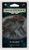Arkham Horror LCG: In Too Deep Expansion Pack Asmodee FFG