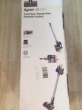 Dyson V6 Slim Handheld Vacuum Cleaner Bagless Cordless Blue New