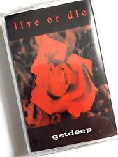 Live or Die by getdeep 1992 Portland Oregon Independent Artist Signed